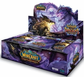 World of Warcraft Worldbreaker: Twilight of Dragons Booster Box [24 Packs]