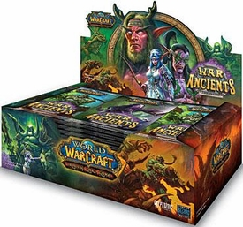 World of Warcraft Timewalkers: War of the Ancients Booster BOX [36 Packs]