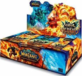 World of Warcraft Worldbreaker: War of the Elements Booster BOX [24 Packs]