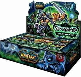 World of Warcraft Scourgewar: Wrathgate Booster Box [24 Packs]