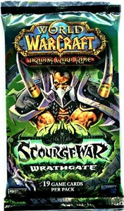 World of Warcraft Scourgewar: Wrathgate Booster Pack