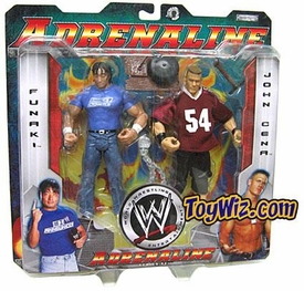 WWE Jakks Pacific Wrestling Adrenaline Series 11 Action Figure 2-Pack John Cena & Funaki BLOWOUT SALE!