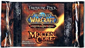 World of Warcraft Molten Core Treasure Pack