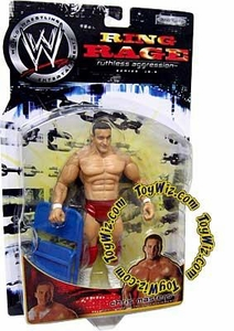 WWE Jakks Pacific Wrestling Action Figure Ruthless Aggression Series 15.5 Chris