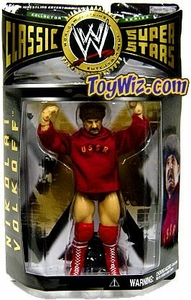 WWE Jakks Pacific Wrestling Classic Superstars Series 5 Action Figure Nikolai Volkoff BLOWOUT SALE!