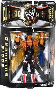 WWE Jakks Pacific Wrestling Classic Superstars Series 7 Action Figure Eddie Guerrero