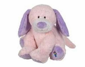 Webkinz Jr. Plush Pink Puppy
