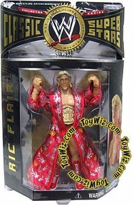 WWE Jakks Pacific Wrestling Classic Superstars Series 2 Action Figure Ric Flair