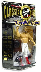 WWE Jakks Pacific Wrestling Classic Superstars Series 2 Action Figure Big John Studd