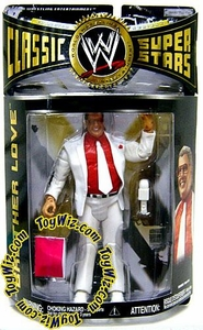 WWE Wrestling Classic Superstars Series 13 Action Figure Brother Love