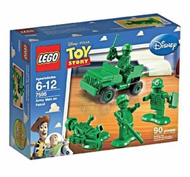 LEGO Disney Toy Story Set #7595 Army Men On Patrol