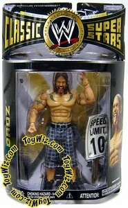 WWE Wrestling Classic Superstars Series 13 Action Figure Droz