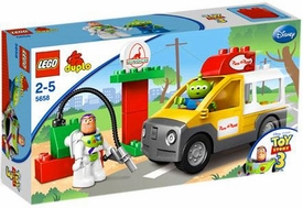 LEGO DUPLO Disney Toy Story 3 Set #5658 Pizza Planet Truck