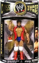 WWE Wrestling Classic Superstars Series 13 Action Figure Ernie Ladd