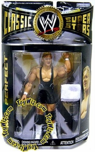 WWE Wrestling Classic Superstars Series 13 Action Figure Mr. Perfect