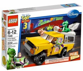 LEGO Disney Toy Story 3 Exclusive Set #7598 Pizza Planet Truck Rescue