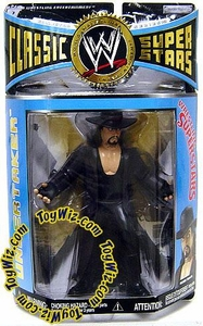 WWE Wrestling Classic Superstars Series 13 Action Figure Undertaker [LJN Style]