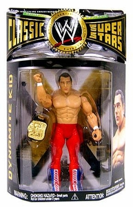 WWE Wrestling Classic Superstars Series 20 Action Figure Dynamite Kid