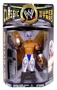WWE Wrestling Classic Superstars Series 20 Action Figure Rey Mysterio BLOWOUT SALE!