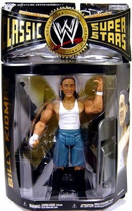 WWE Wrestling Classic Superstars Series 23 Action Figure Billy Kidman