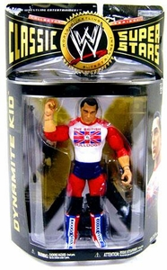 WWE Wrestling Classic Superstars Series 24 Action Figure Dynamite Kid [British Bulldogs]