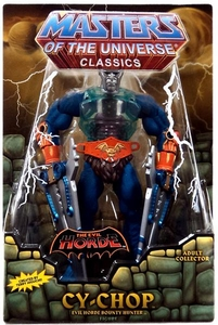 He-Man Masters of the Universe Classics Exclusive Action Figure Cy-Chop