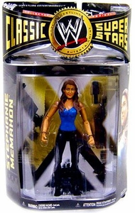 WWE Wrestling Classic Superstars Series 24 Action Figure Stephanie McMahon