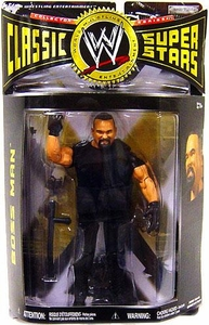 WWE Wrestling Classic Superstars Series 25 Action Figure Big Bossman