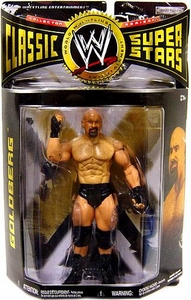 WWE Wrestling Classic Superstars Series 25 Action Figure Goldberg