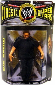 WWE Wrestling Classic Superstars Series 25 Action Figure Big Show [Paul Wright]