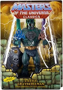 He-Man Masters of the Universe Classics Exclusive Action Figure Castle Grayskull Man [Create-a-Character Contest Winner]