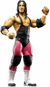 WWE Wrestling Classic Superstars Series 26 Action Figure Bret Hart
