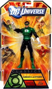 DC Universe Classics All Star Action Figure Green Lantern [No Build A Figure Piece!]