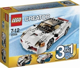 LEGO Creator Set #31006 Highway Speedster