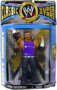 WWE Wrestling Classic Superstars Series 26 Action Figure Matt Hardy [LJN Style]