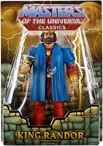 He-Man Masters of the Universe Classics Exclusive Action Figure King Randor Eternos Palace [Filmation Look]