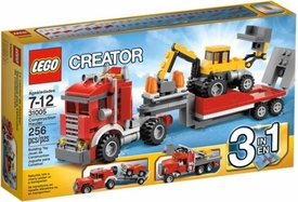 LEGO Creator Set #31005 Construction Hauler