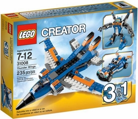 LEGO Creator Set #31008 Thunder Wings