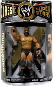 WWE Wrestling Classic Superstars Series 27 Action Figure Barbarian [Singles Attire]