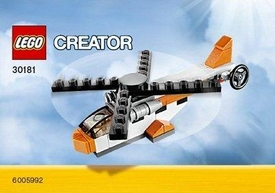 LEGO Creator Set #30181 Helicopter [Bagged]