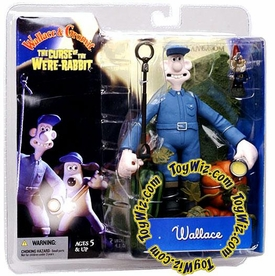 McFarlane Toys Wallace and Gromit Action Figure Wallace with Flashlight