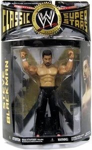 WWE Wrestling Classic Superstars Series 27 Action Figure Steve Blackman