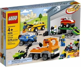LEGO Bricks & More #4635 Fun with Vehicles
