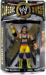 WWE Wrestling Classic Superstars Series 27 Action Figure Kona Crush