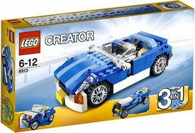 LEGO Creator Set #6913 Blue Roadster
