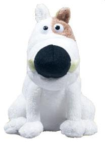 McFarlane Toys Wallace and Gromit MINI Plush Bean Doll Figure Philip