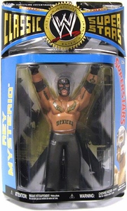 WWE Wrestling Classic Superstars Series 28 Action Figure Rey Mysterio [LJN Style]