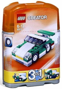 LEGO Creator Set #6910 Mini Sports Car