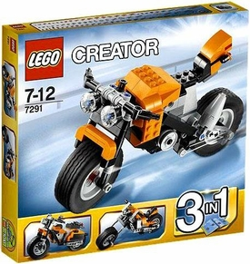 LEGO Creator Set #7291 Street Rebel