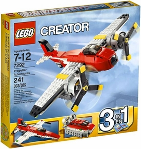 LEGO Creator Set #7292 Propeller Adventures